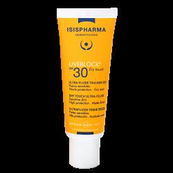 Isispharma Uveblock Dry Touch Bloq Solar SPF 30+ x 40ml