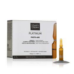 Martiderm Platinum Photo Age x 10 ampollas